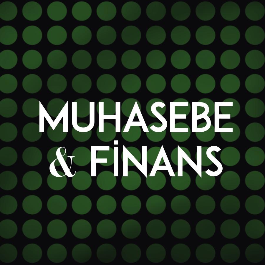 MUHASEBE & FİNANS